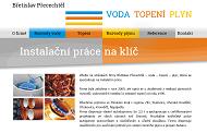 WEBOVÁ STRÁNKA Břetislav Přecechtěl