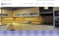 WEBOVÁ STRÁNKA HON-KUCHYNĚ studio Ostrava Zakázková výroba kuchyní