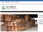 WEBSITE Ing. Radek Vintr RV DREVO