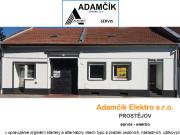 WEBOVÁ STRÁNKA ADAMČÍK ELEKTRO, s.r.o. Oprava startérů a alternátorů