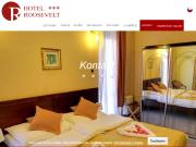 WEBOVÁ STRÁNKA HOTEL ROOSEVELT s.r.o. Ubytování Litoměřice