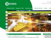 WEBOVÁ STRÁNKA ELTODO - Informační a komunikační technologie