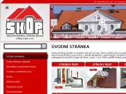 PÁGINA WEB J. Skop a spol., s.r.o.