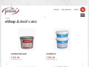 WEBOVÁ STRÁNKA Profila Trade s.r.o.