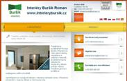 WEBSEITE Interiery Bursik Roman www.interierybursik.cz