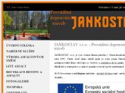 WEBOVÁ STRÁNKA JANKOSTAV s.r.o. Dopravní stavby Ostrava