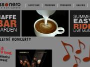 WEBOVÁ STRÁNKA Caf� Bar Rosso Nero