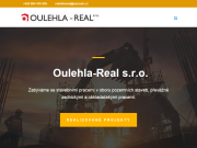 WEBSITE OULEHLA-REAL s.r.o.