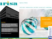 WEBOV� STR�NKA IRISA - Karton�