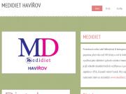 WEBOVÁ STRÁNKA Medidiet Hav��ov