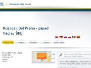 WEBOV� STR�NKA Rozvozy j�del Praha-z�pad V�clav �t�br