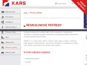 WEBOVÁ STRÁNKA KARS, spol. s r.o.