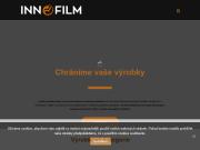 WEBOVÁ STRÁNKA INNOFILM s.r.o.