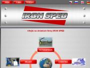 WEBOVÁ STRÁNKA Iron Sped s.r.o.