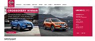 WEBOVÁ STRÁNKA Nissan Zlín UNICARS CZ s.r.o.