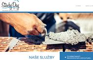 WEBOVÁ STRÁNKA DK projekt Realizace staveb StavbyDay
