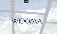 WEBOVÁ STRÁNKA WIDOMA s.r.o.