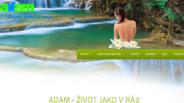 WEBOVÁ STRÁNKA Relaxační centrum Adam Renáta Šimová
