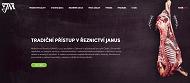Strona (witryna) internetowa Reznictvi JANUS, s. r. o.