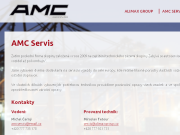 WEBOVÁ STRÁNKA AMC servis s.r.o.