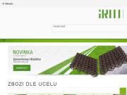 WEBOVÁ STRÁNKA Daer, s.r.o. agrotextilie - geotextilie e-shop