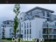 WEBOVÁ STRÁNKA EUbuilding, a.s. stavitelství