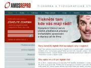WEBOVÁ STRÁNKA AMOS repro, spol.s r.o.