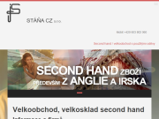 WEBOVÁ STRÁNKA STÁŇA CZ s.r.o.