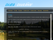 WEBOVÁ STRÁNKA Chata Churáňov Hana Zádková
