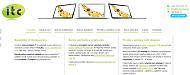 WEBOVÁ STRÁNKA ITC Services, s.r.o. IT služby, správa sítí, Praha