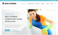 WEBOVÁ STRÁNKA Best Ostrava s.r.o.