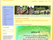 WEBOVÁ STRÁNKA Waldorfská základní škola a mateřská škola Ostrava, příspěvková organizace