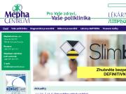 WEBOV� STR�NKA MEPHACENTRUM, a.s.