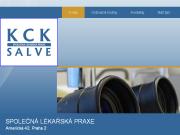 PÁGINA WEB KCK Salve, s.r.o. - Zdravotnicke zarizeni