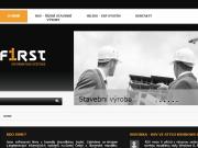 WEBOV� STR�NKA First information systems, s.r.o.