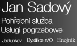 Pohřební služba - Jablunkov Jan Sadový