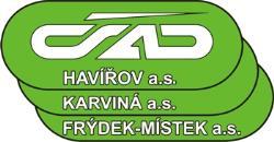 Cestovni kancelar 3CSAD CSAD Karvina a.s.
