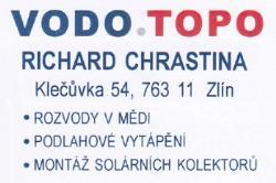 Vodo topo plyn Chrastina www.vodo-topo-chrastina.cz