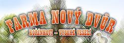 Jiří Kořínek - Farma Nový Dvůr