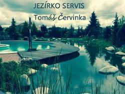 Jezírko Servis Tomáš Červinka