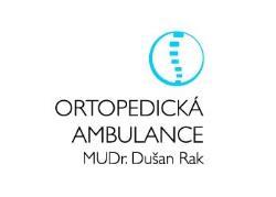 MUDr. Dušan Rak - Ortopedická ambulance
