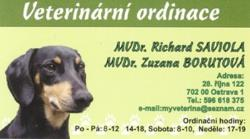 MVDr. Richard Saviola