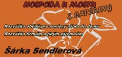 Šárka Sendlerová Hospoda U Mostu & Catering