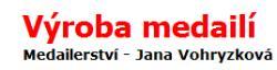 Medailerství - Jana Vohryzková