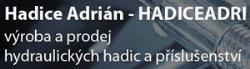 Adrián - HADICEADRI Hydraulické hadice výroba Plzeň