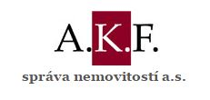 A.K.F. Správa nemovitostí a.s. Investiční činnost v nemovitostech Praha