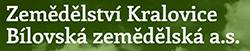 Bilovska zemedelska a.s.
