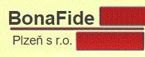 BONA FIDE Plzeň, s.r.o.