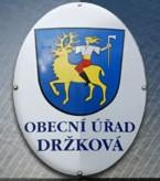 Obecni urad Drzkova Obec Drzkova