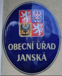 Obec Janská